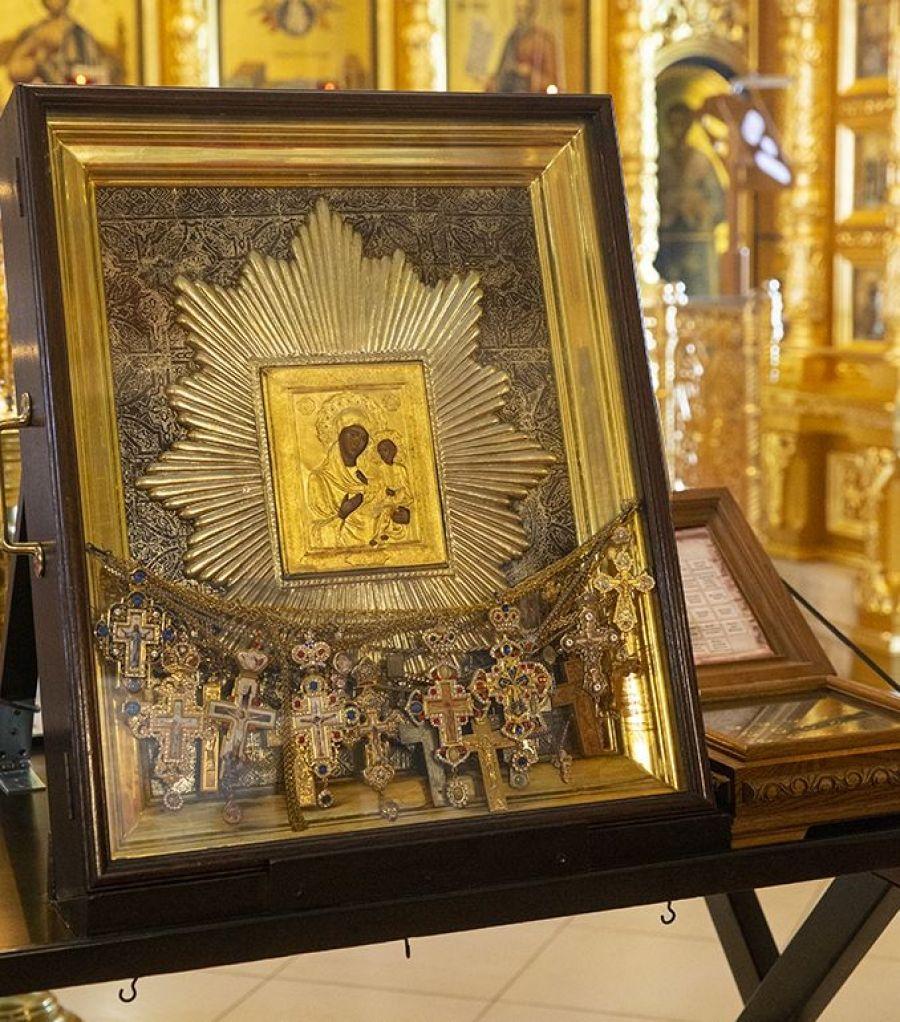 В Татищевское благочиние будет принесена икона Пресвятой Богородицы «Избавительница от бед»