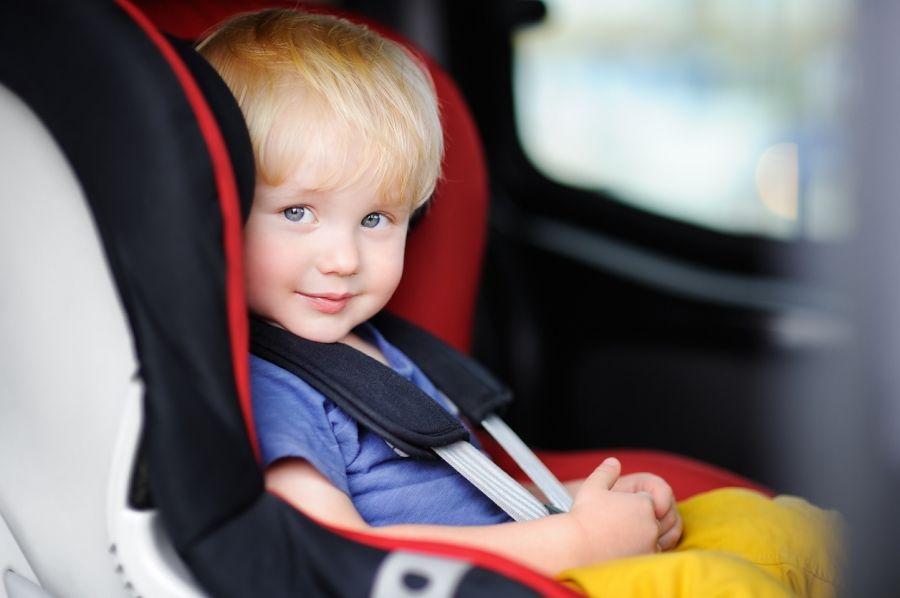 Проводится профилактическое мероприятие «Детское автокресло»
