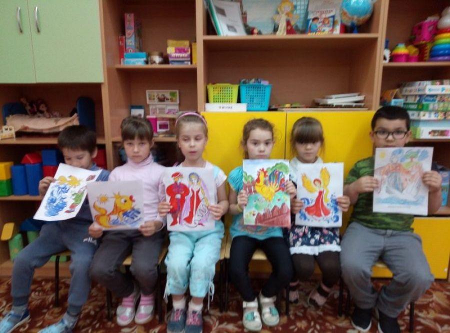 Пушкинский день в детском саду