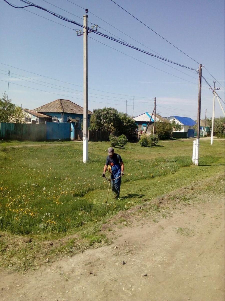Благоустройство в Идолгском муниципальном образовании