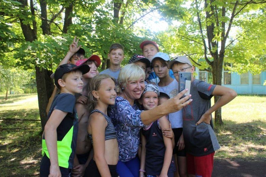 Проверка организации отдыха в летних оздоровительных лагерях