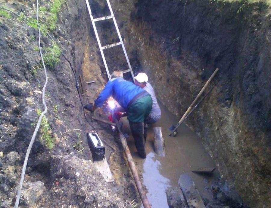 Проблема водоснабжения решена силами кооператива