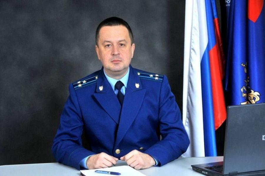 На прием - к прокурору района