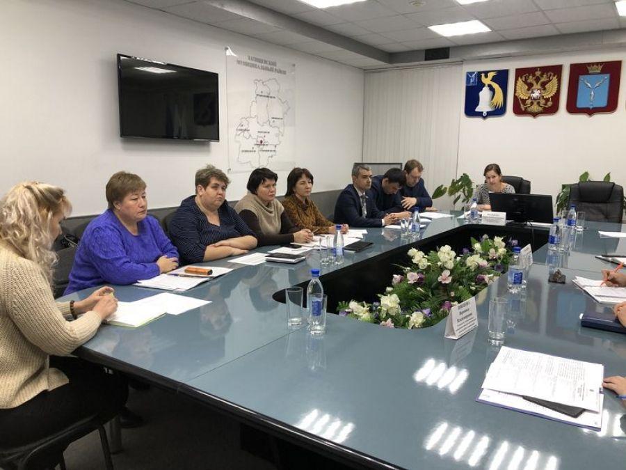 Состоялось отчетное заседание комиссии по увеличению доходной части консолидированного бюджета