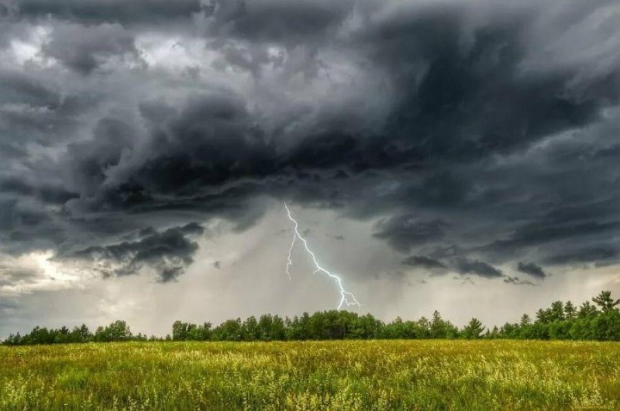 Оперативный прогноз погоды на 9 мая 2020 года