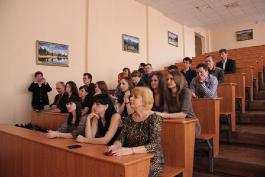 I Всероссийская студенческая научная конференция «Современная молодежь - инновационное будущее России»