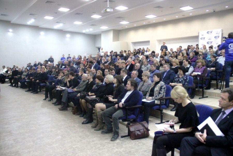 На семинаре обсудили проекты по благоустройству городов области