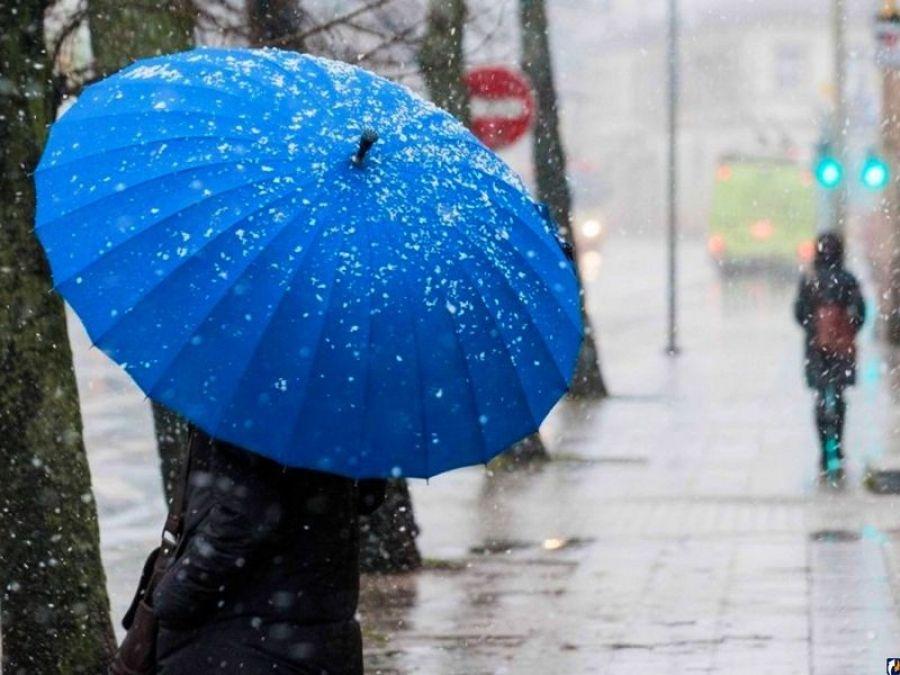 Оперативный прогноз погоды на 21 марта 2020 года