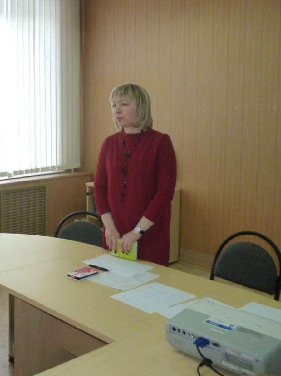 Рабочее совещание руководителей районных методических объединений