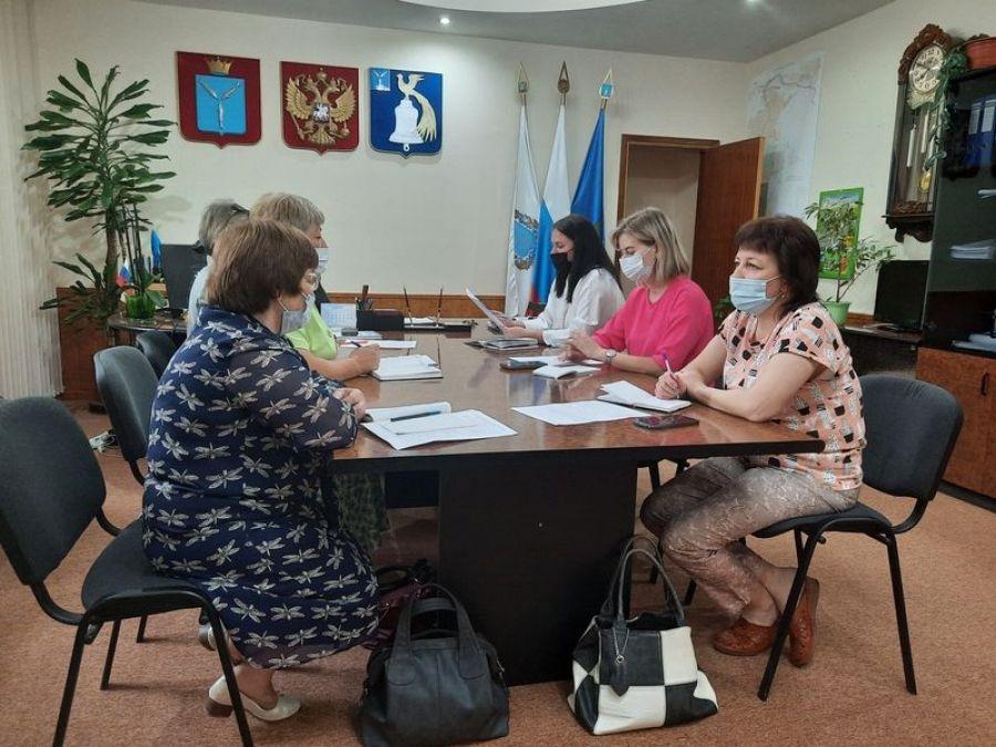 Начинается подворовый обход хозяйств населения Татищевского района!