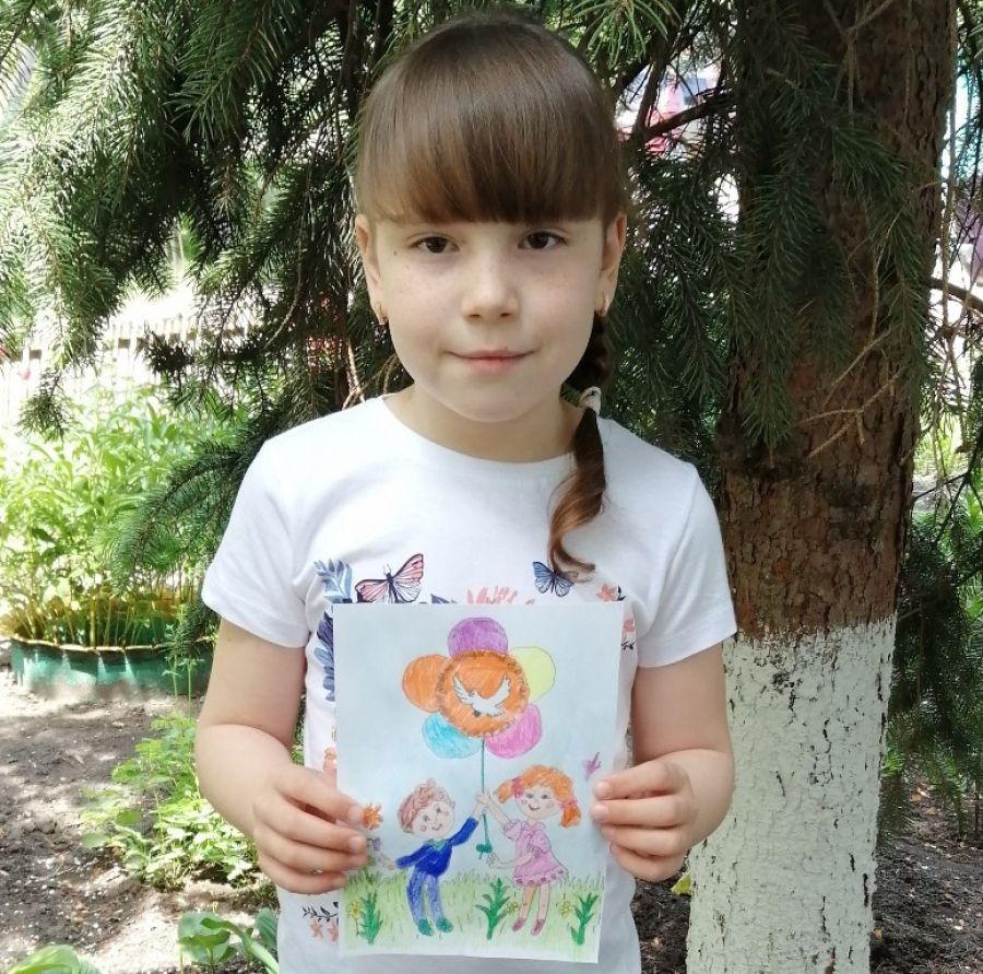 Конкурс рисунков «Детство - это Я»