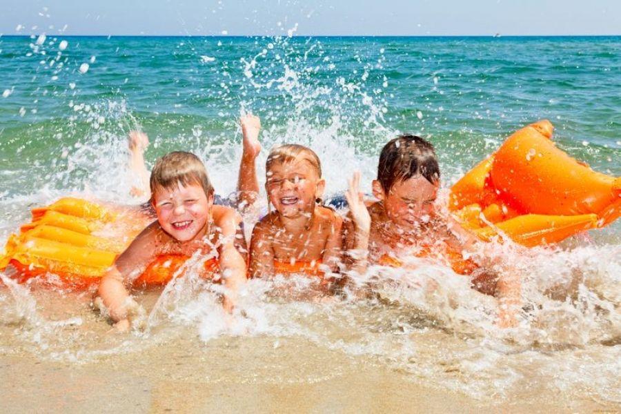 Внимание: дети на водоемах!