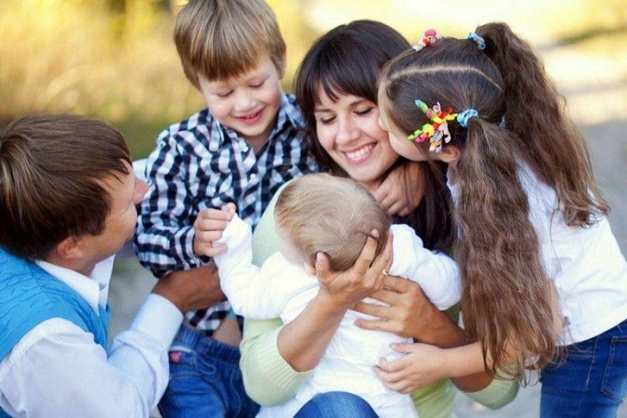 Информация для семей, в которых родился третий и последующий ребёнок