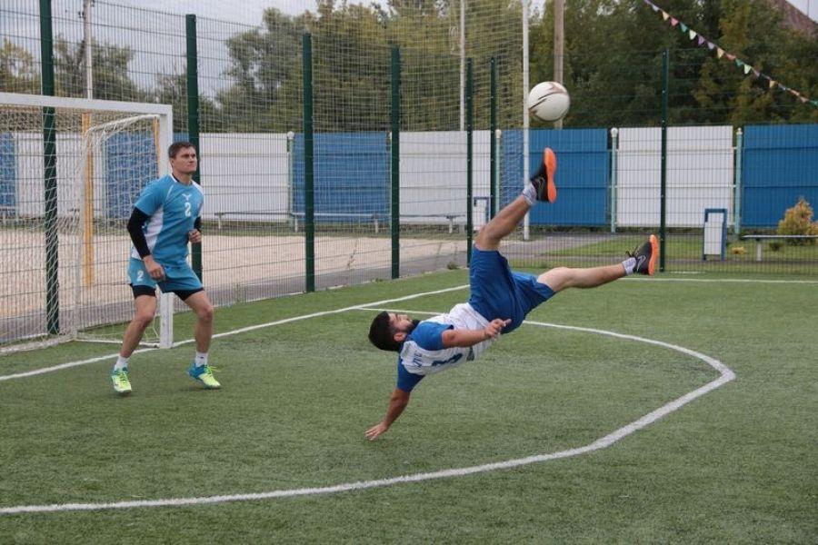 Большие голы мини-футбола