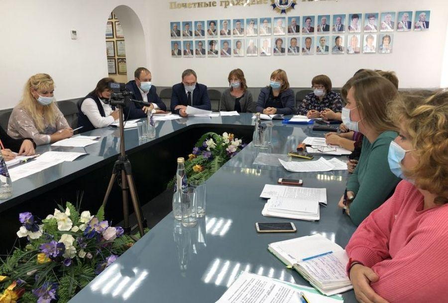 Состоялось заседание комиссии по увеличению доходной части консолидированного бюджета