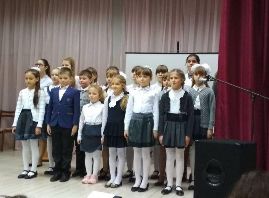 Родительское собрание в школе с. Сторожевка