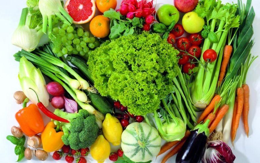 Овощи и фрукты в летний сезон — выбираем правильно