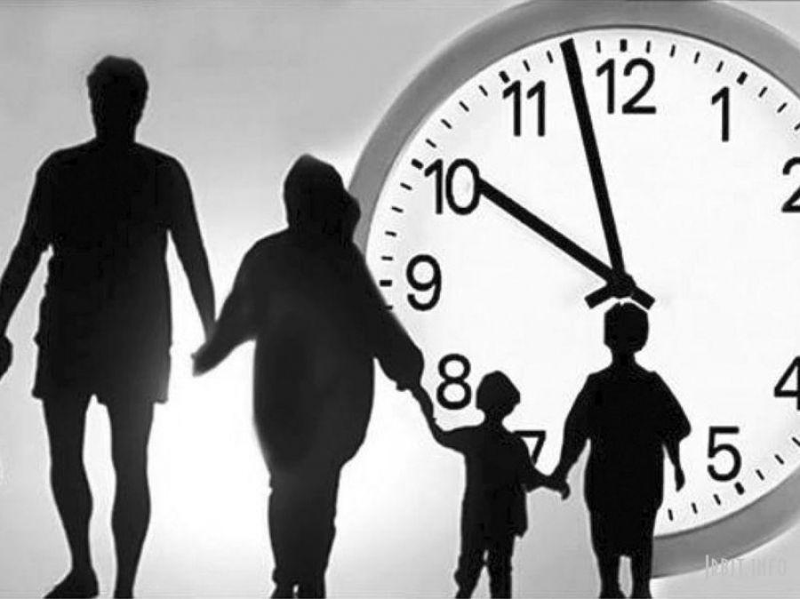 О комендантском часе для несовершеннолетних