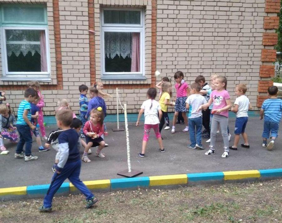 Спортивный праздник для дошколят