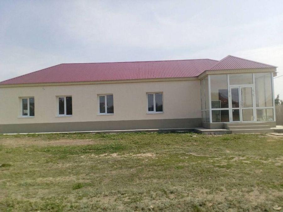 В с.Большая Каменка закончены ремонтные работы здания сельского клуба