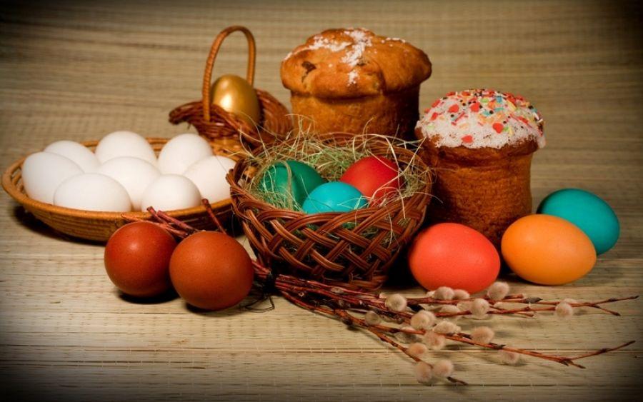 Рекомендации по выбору пищевых продуктов к празднованию Пасхи