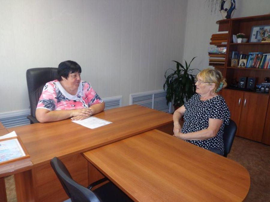 Приём граждан в Ягодно-Полянском МО