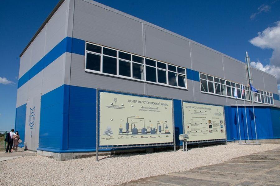 В Татищевском районе открылось уникальное производство