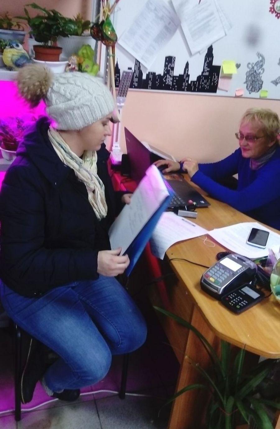 Выявление неформальной занятости на территории Татищевского района продолжается