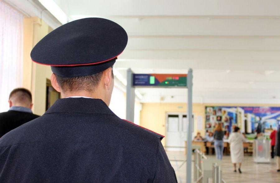 Охрана общественного порядка в период проведения общероссийского голосования на территории Татищевского района