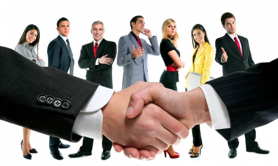 Встреча предпринимателей района с представителями Сбербанка
