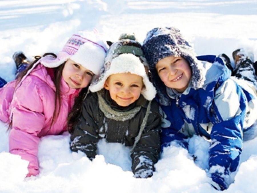 Зимние каникулы - яркие впечатления