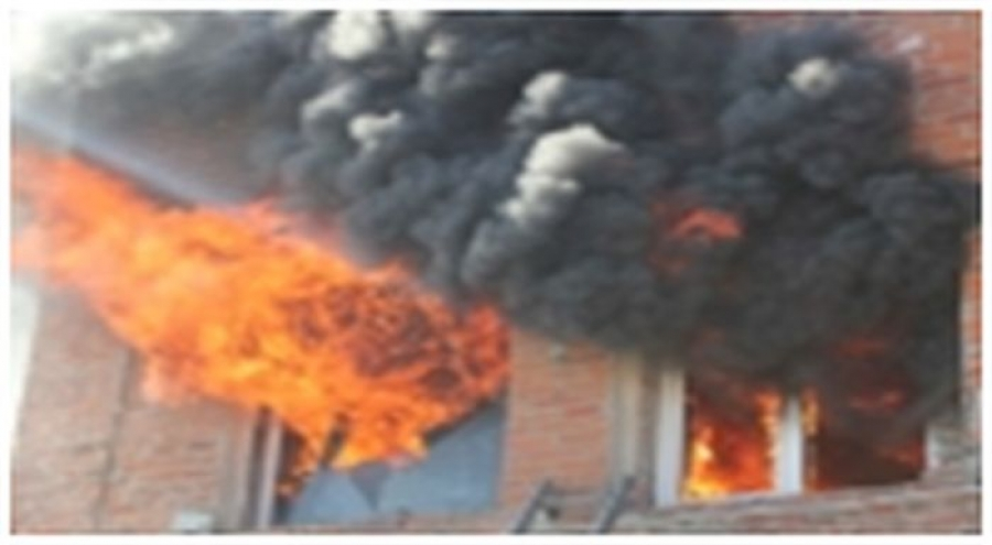 Пожарный надзор напоминает о необходимости соблюдения правил пожарной безопасности в осенне-зимний период