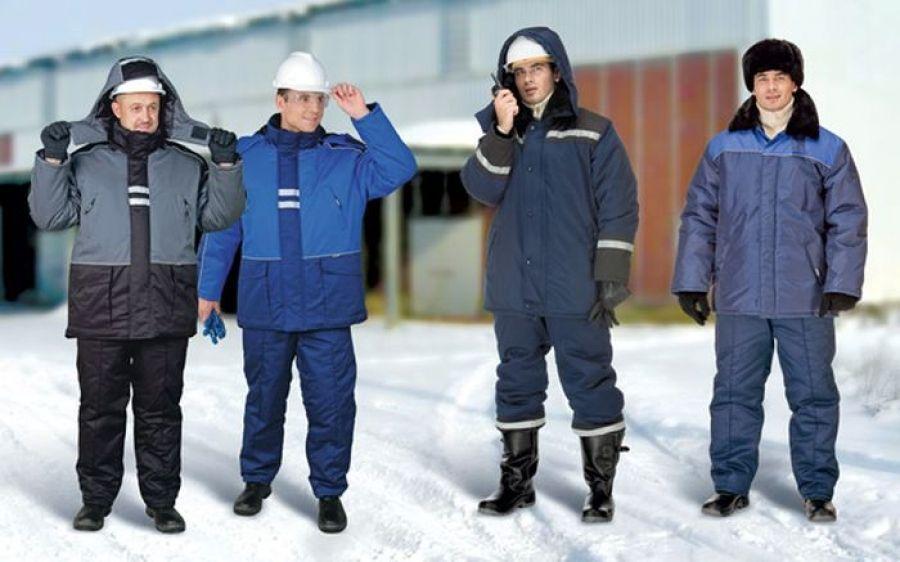 Обеспечение условий труда на открытой местности и в неотапливаемых помещениях