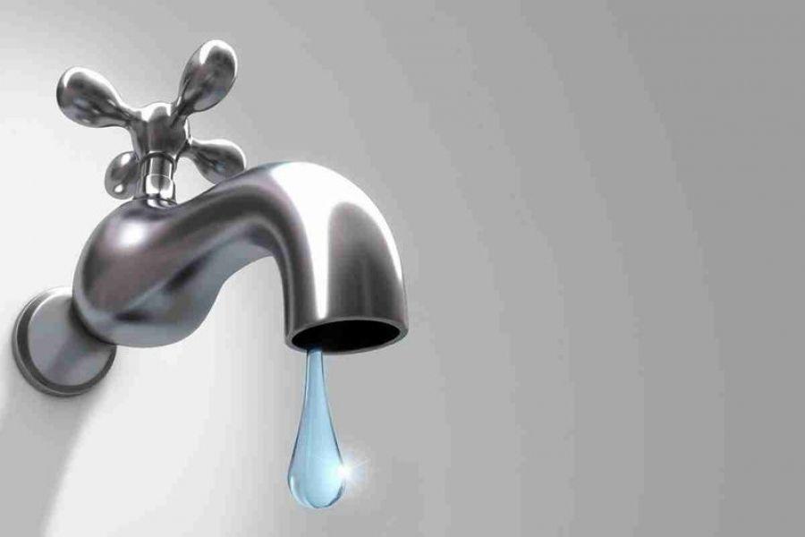 Вниманию жителей р.п.Татищево: временное отключение холодной воды