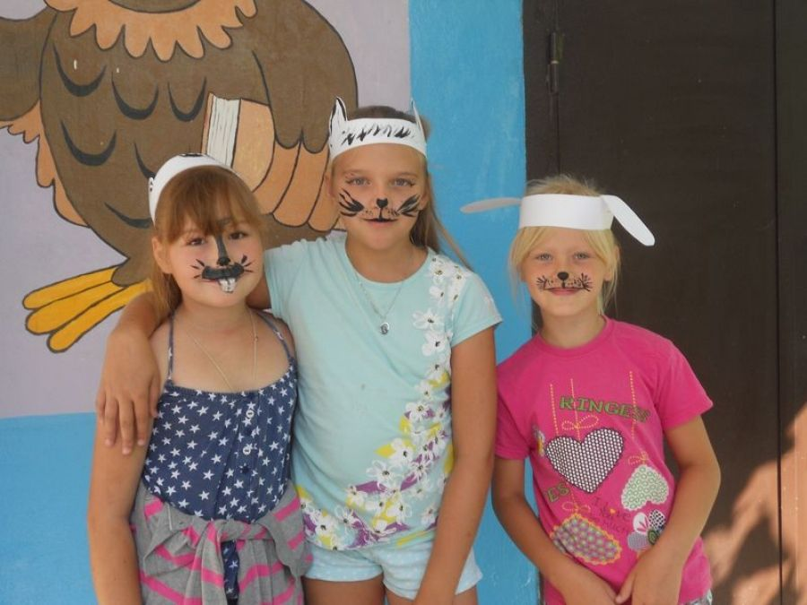 «Радужная смена» в Ягоднополянской школе