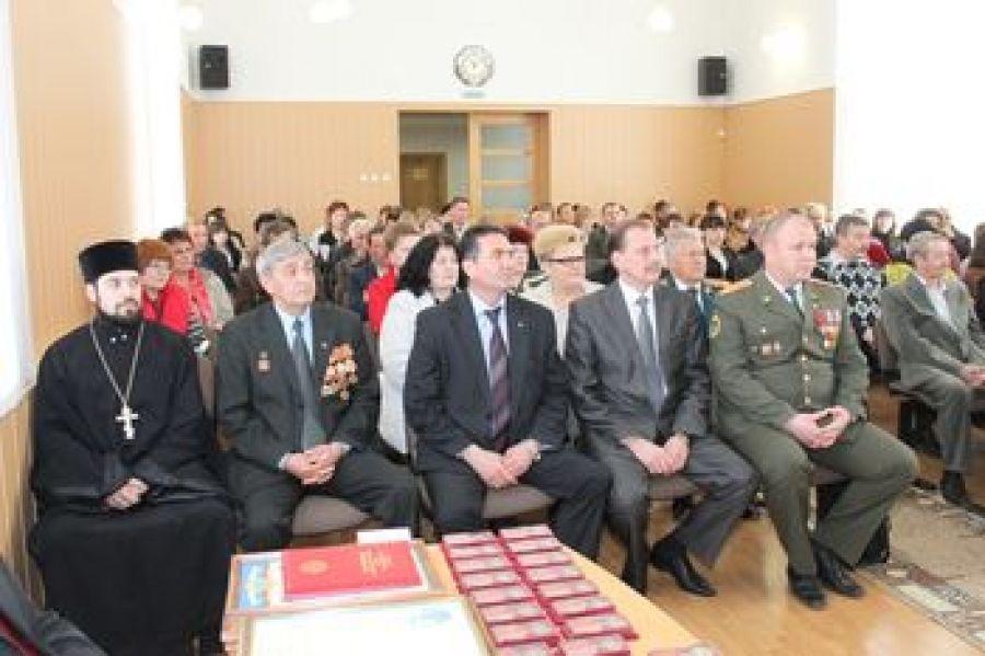 Состоялось торжественное мероприятие, посвященное Дню памяти жертв радиационных аварий и катастроф и 25-летию аварии на Чернобыльской атомной электростанции