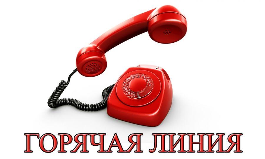 """""""Горячая линия"""" МУП «Комфортный Город»"""