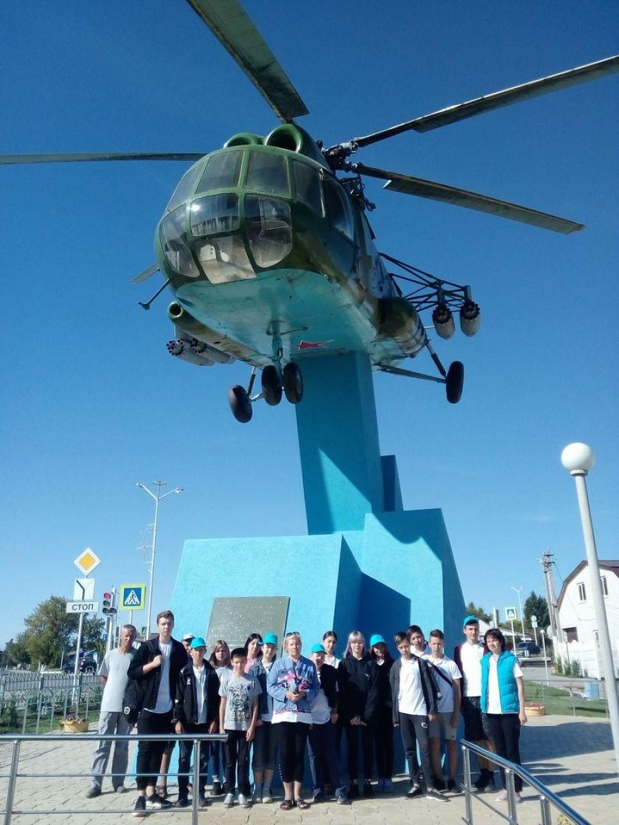 Делегация детей из Республики Беларусь посетила р.п.Татищево