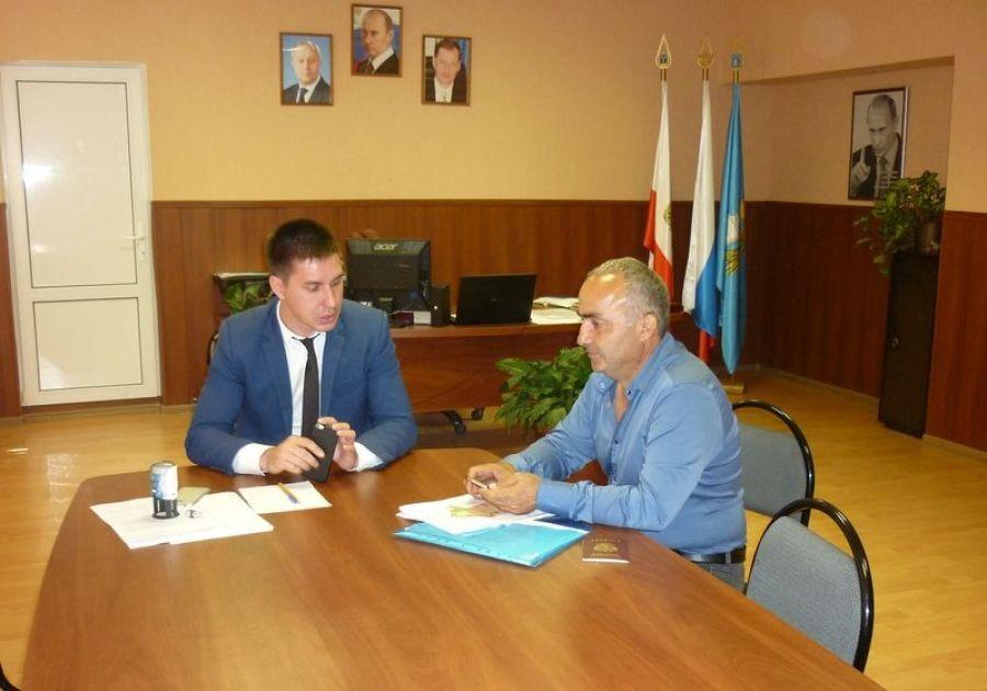 Прием граждан в Сторожевском муниципальном образовании