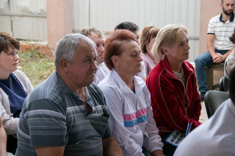 Объединиться на общее благо – жители Новоскатовки этому яркий пример