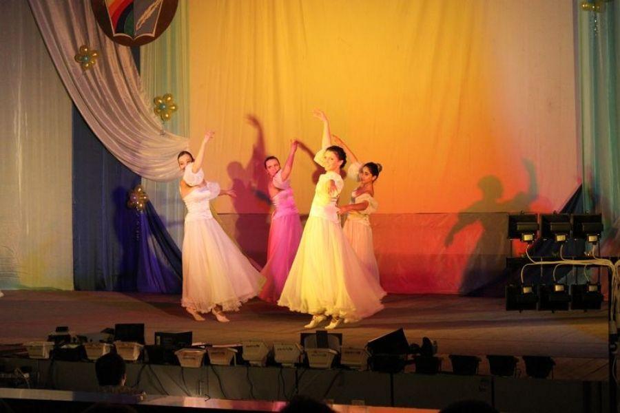 Районный семинар – практикум по эстрадному танцу