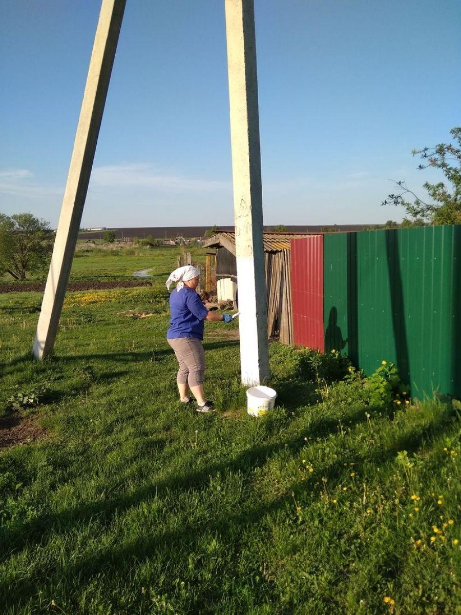 Благоустройство в Ягодно-Полянском муниципальном образовании