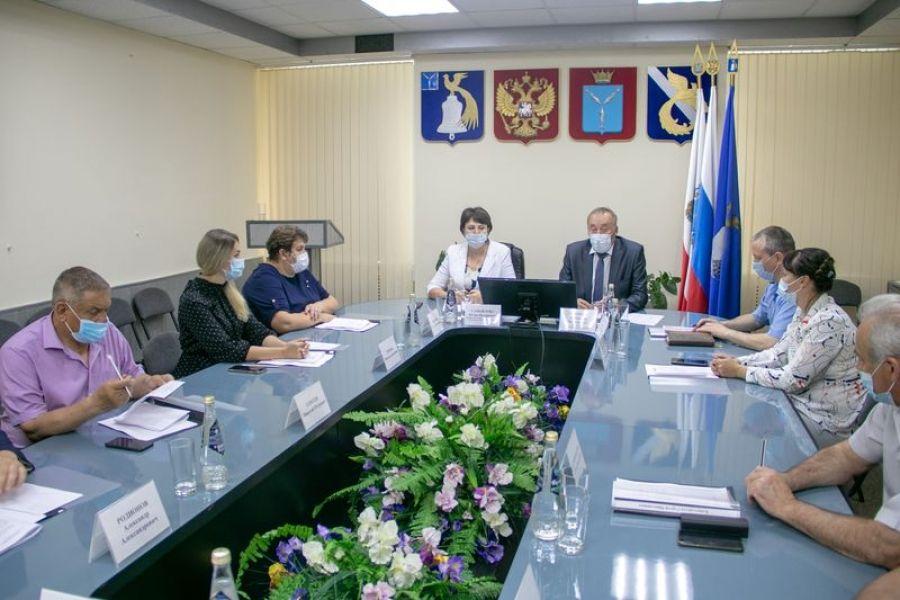 Заседание муниципального Собрания