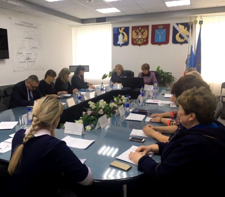 Межведомственная комиссия рассмотрела вопросы состояния условий  и охраны труда в организациях