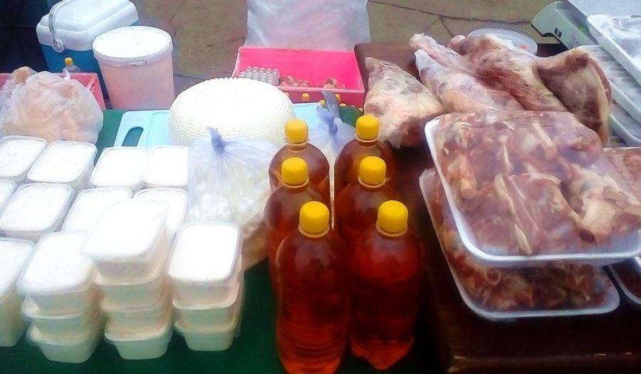 Сельскохозяйственная ярмарка: экологически чистые продукты по ценам производителей