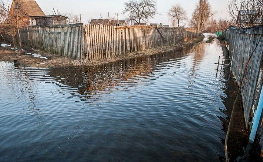 Действия при наводнении или паводке