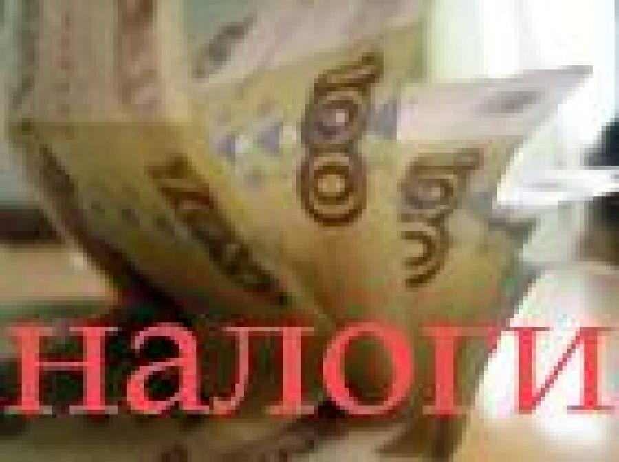 Работа по погашению задолженности по уплате налогов