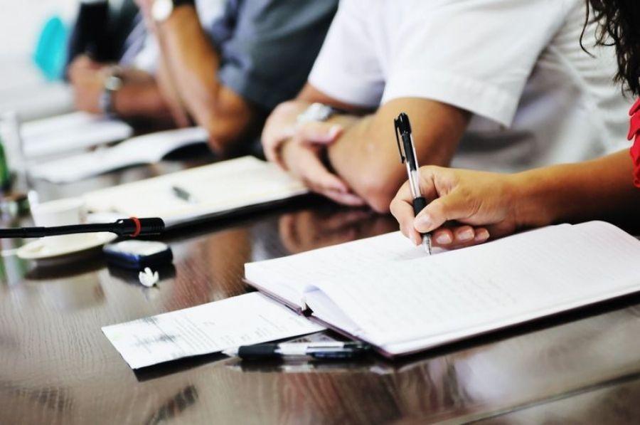 Заседание балансовой комиссии по контролю за финансово-хозяйственной деятельностью муниципальных учреждений