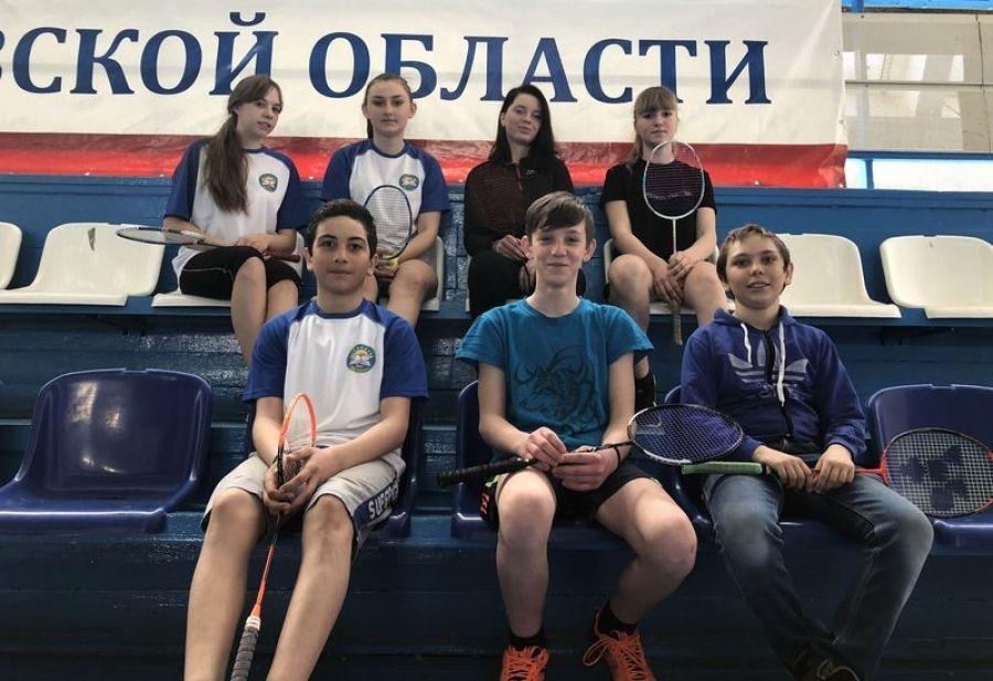 Всероссийские соревнования по бадминтону «Проба пера» среди школьников