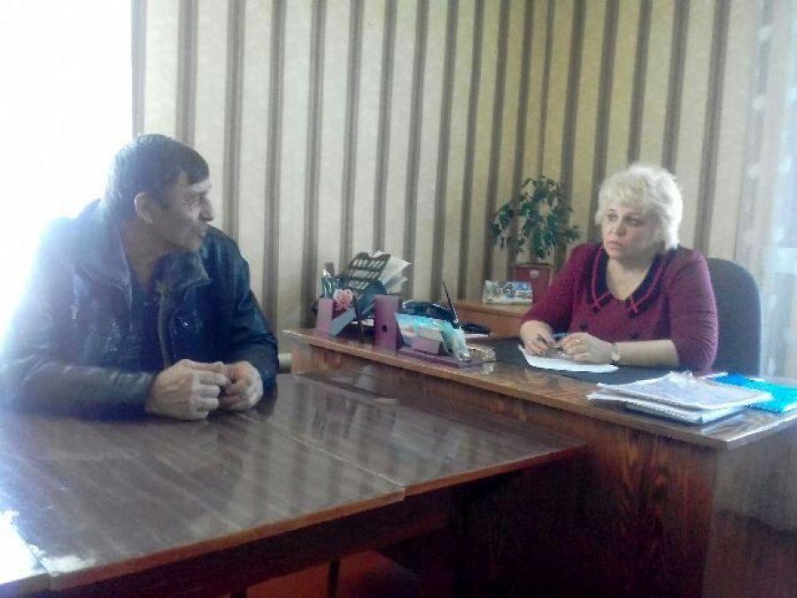 Прием граждан в Садовском МО